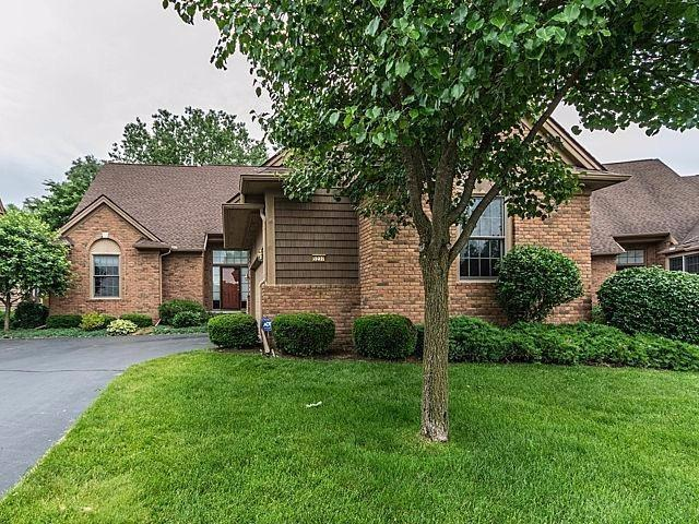 5237 Crooked Stick Drive, Ann Arbor, MI 48108 (MLS #3251732) :: The Toth Team