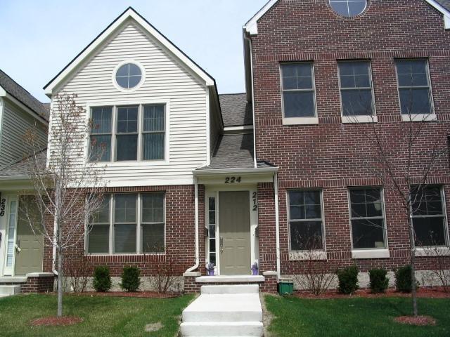 212 Snyder Avenue, Ann Arbor, MI 48103 (MLS #3255844) :: The Toth Team