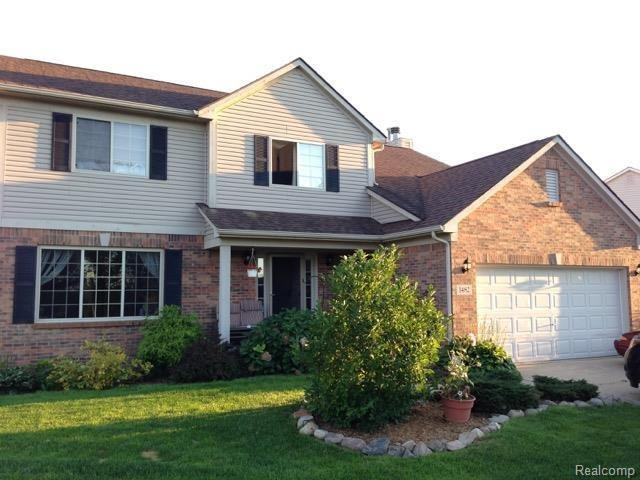 1482 Carston Lane, Chelsea, MI 48118 (MLS #3257882) :: Berkshire Hathaway HomeServices Snyder & Company, Realtors®