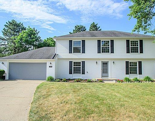 3630 Charter Place, Ann Arbor, MI 48105 (MLS #3258532) :: The Toth Team
