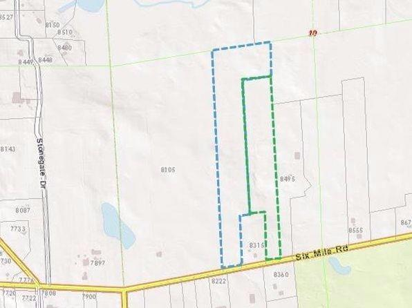 0 Six Mile Road, Northville, MI 48168 (MLS #3260742) :: The Toth Team