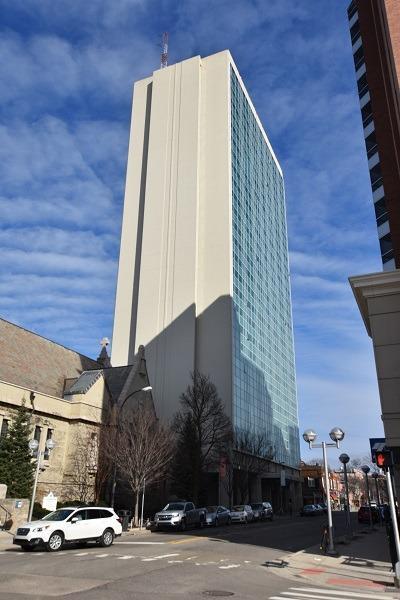 555 E William Street 15G, Ann Arbor, MI 48104 (MLS #3262997) :: Berkshire Hathaway HomeServices Snyder & Company, Realtors®