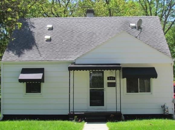 444 2nd Street, Ypsilanti, MI 48197 (MLS #3265699) :: Keller Williams Ann Arbor