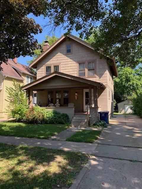 815 S Dewey Avenue, Ann Arbor, MI 48104 (MLS #3267836) :: Berkshire Hathaway HomeServices Snyder & Company, Realtors®