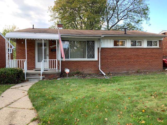 22111 Whitmore Street, Oak Park, MI 48237 (MLS #3269718) :: The Toth Team