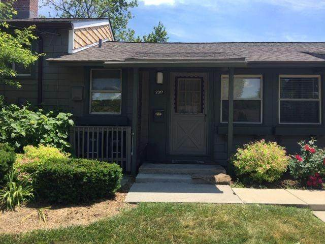 2317 Fernwood Avenue, Ann Arbor, MI 48104 (MLS #3274564) :: The Toth Team