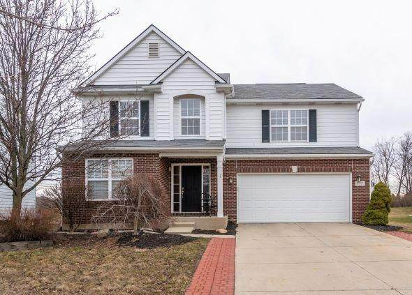 8717 Barrington Drive, Ypsilanti, MI 48198 (MLS #3279444) :: Berkshire Hathaway HomeServices Snyder & Company, Realtors®
