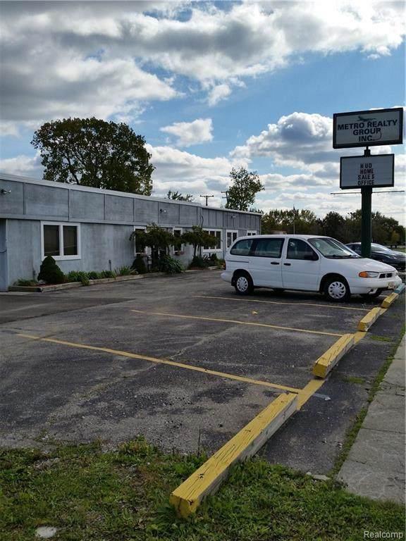 10255 Middlebelt Road, Romulus, MI 48174 (MLS #R217077291) :: Berkshire Hathaway HomeServices Snyder & Company, Realtors®