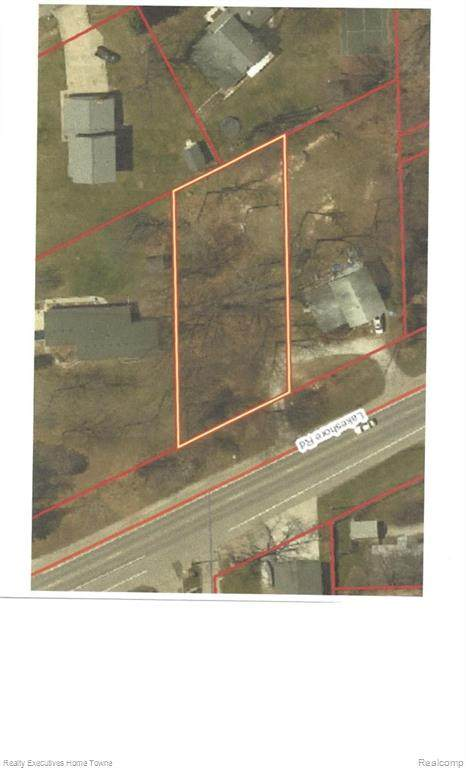 0-tbd Lakeshore Road, Fort Gratiot, MI 48059 (MLS #R218044266) :: Berkshire Hathaway HomeServices Snyder & Company, Realtors®
