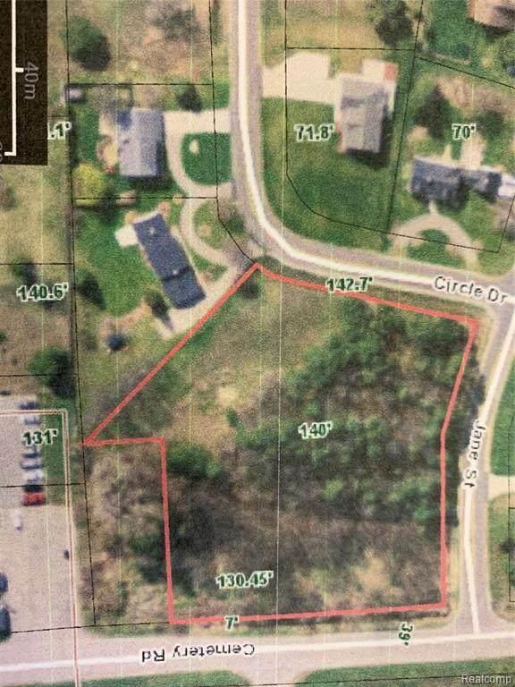 0 Jane Street, Bad Axe, MI 48413 (MLS #R219122867) :: Berkshire Hathaway HomeServices Snyder & Company, Realtors®
