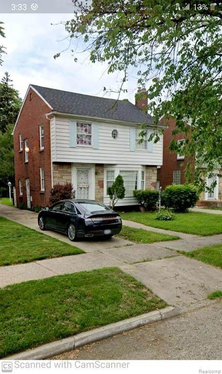 18073 Sorrento Street, Detroit, MI 48235 (MLS #R2200053756) :: Berkshire Hathaway HomeServices Snyder & Company, Realtors®