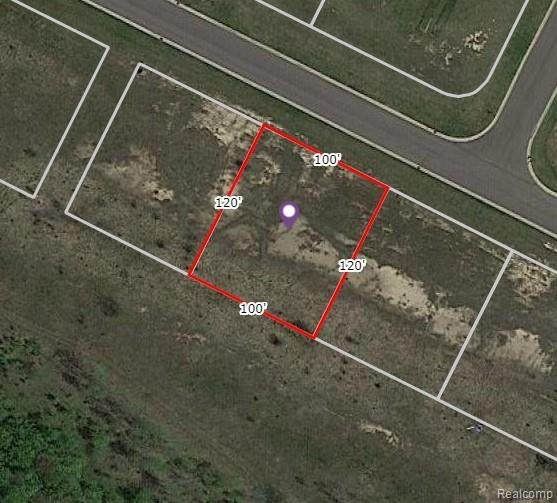 4437 Edison Boulevard, Linden, MI 48451 (MLS #R2200065349) :: Berkshire Hathaway HomeServices Snyder & Company, Realtors®