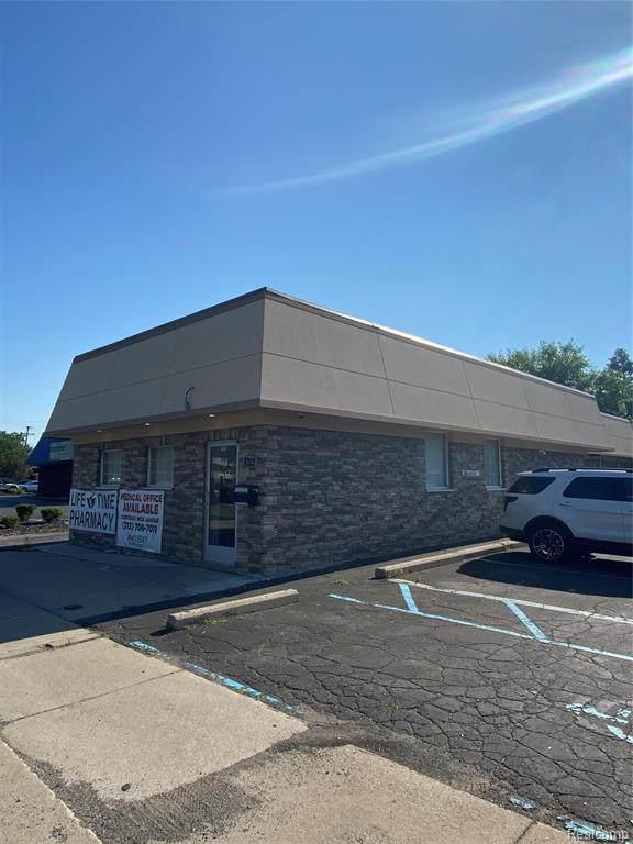 1022 N Telegraph Road, Dearborn, MI 48128 (MLS #R2200071159) :: Berkshire Hathaway HomeServices Snyder & Company, Realtors®