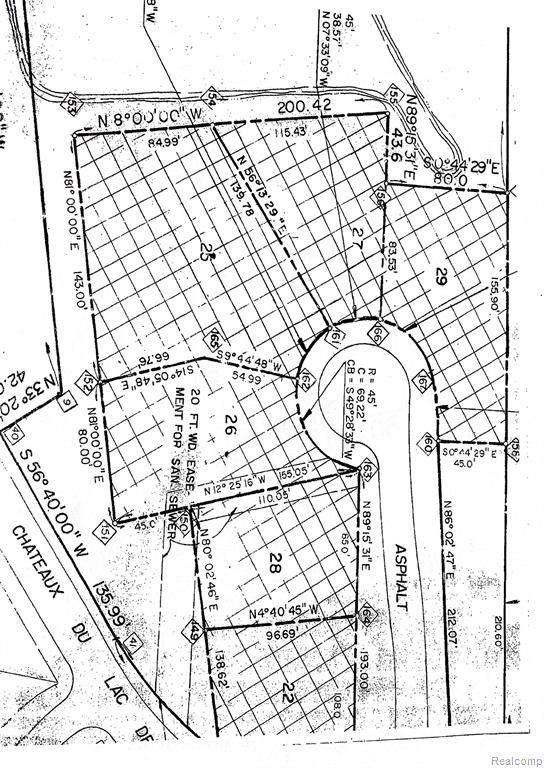 52 Chateaux Du Lac, Fenton, MI 48430 (MLS #R2200073397) :: Berkshire Hathaway HomeServices Snyder & Company, Realtors®