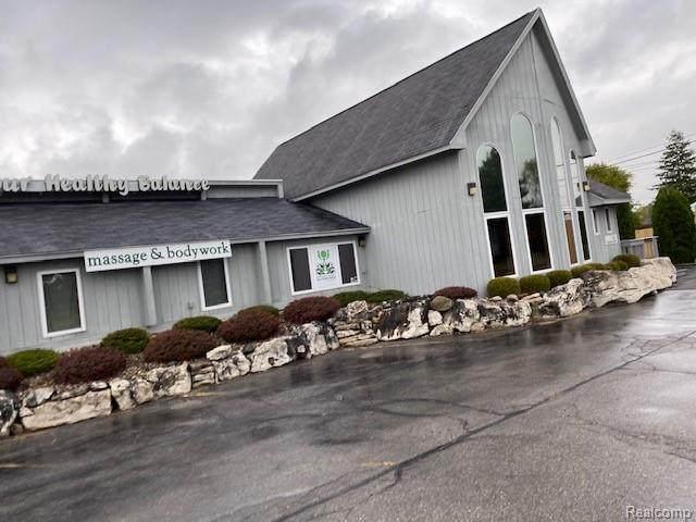 1814 Tittabawassee Road, Saginaw, MI 48604 (MLS #R2200082665) :: Berkshire Hathaway HomeServices Snyder & Company, Realtors®