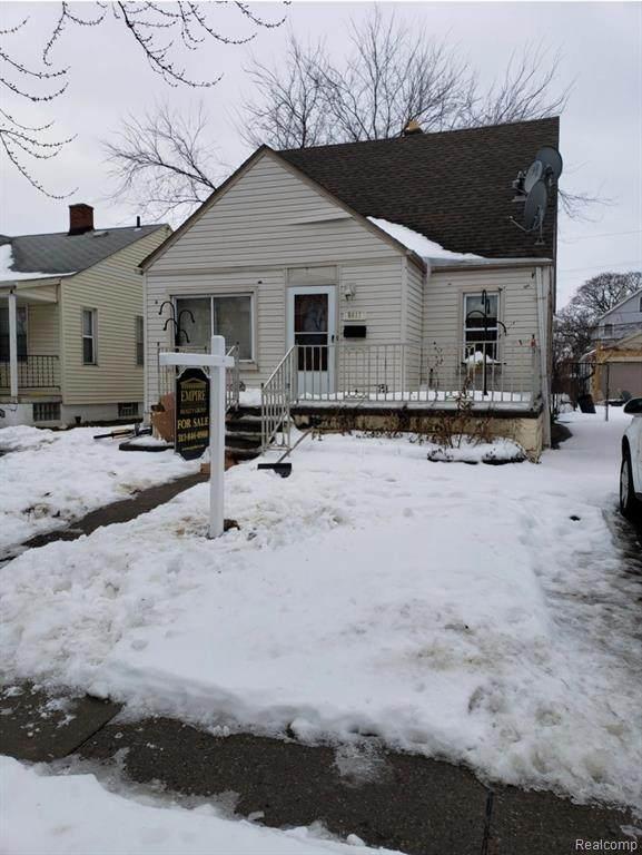 6637 Middlepointe Street, Dearborn, MI 48126 (MLS #R2210011511) :: Berkshire Hathaway HomeServices Snyder & Company, Realtors®