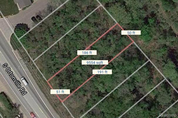 0 S Ortonville Road, Ortonville, MI 48462 (MLS #R2210014671) :: Berkshire Hathaway HomeServices Snyder & Company, Realtors®