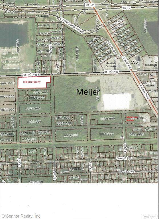 0-VL Range Road, Marysville, MI 48040 (MLS #R2210016685) :: Berkshire Hathaway HomeServices Snyder & Company, Realtors®