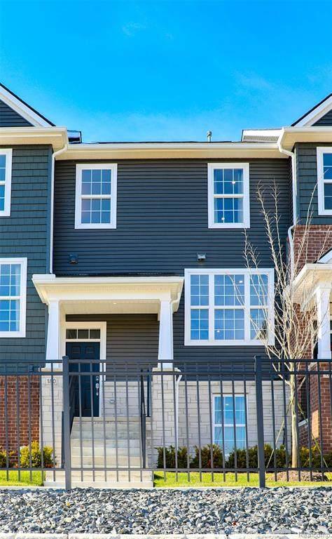 252 N Sydney #37, Plymouth, MI 48170 (MLS #R2210022537) :: Berkshire Hathaway HomeServices Snyder & Company, Realtors®