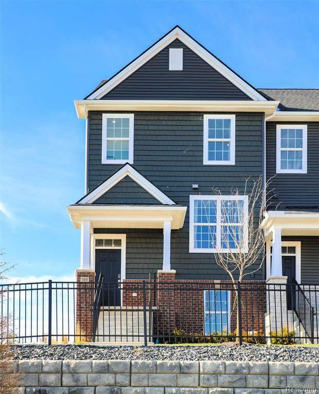 258 N Sydney #36, Plymouth, MI 48170 (MLS #R2210022548) :: Berkshire Hathaway HomeServices Snyder & Company, Realtors®