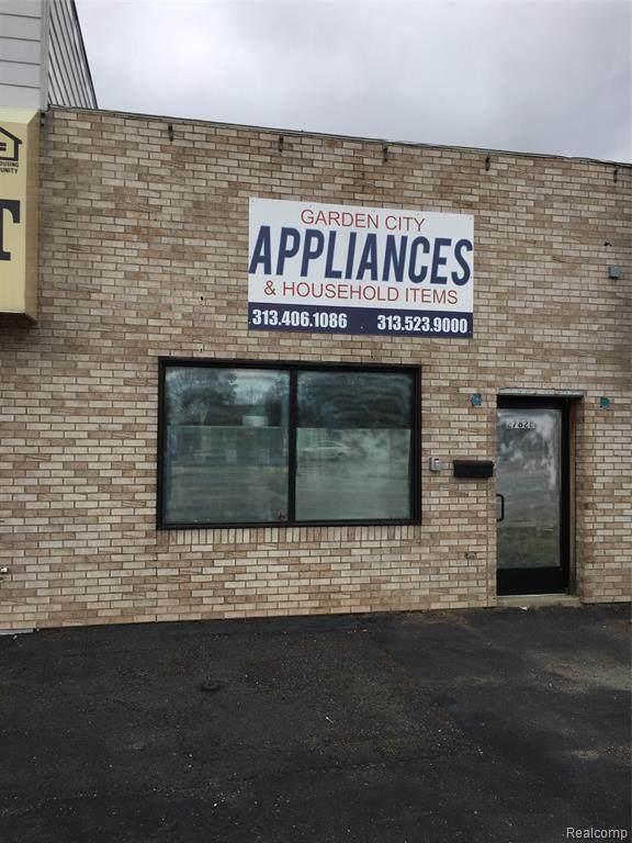 0-27828 Fo Ford Road, Garden City, MI 48135 (MLS #R2210023107) :: Berkshire Hathaway HomeServices Snyder & Company, Realtors®