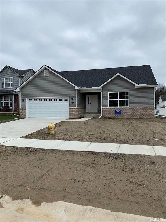 2088 Teton, Frenchtown, MI 48162 (MLS #R2210024558) :: Berkshire Hathaway HomeServices Snyder & Company, Realtors®