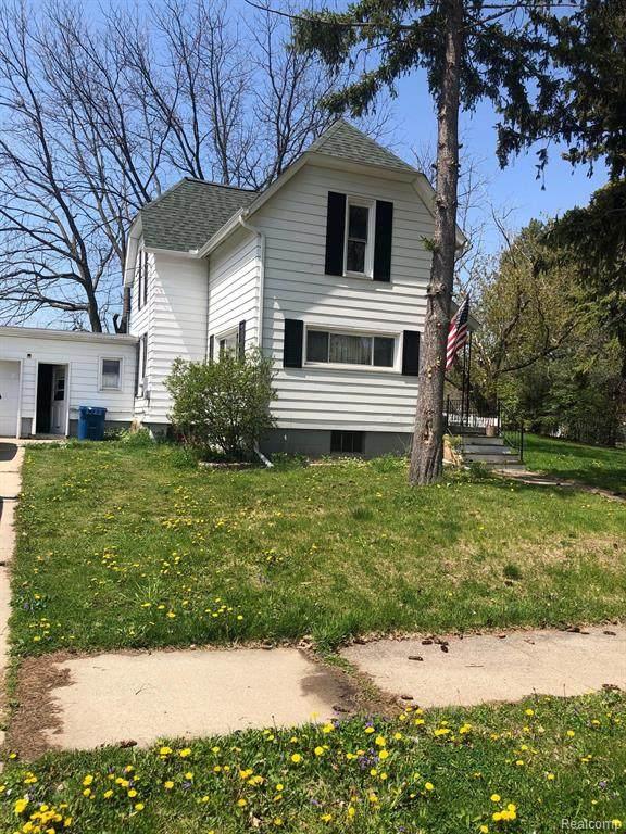 6320 1st Street Street, Mayville, MI 48744 (MLS #R2210031232) :: Berkshire Hathaway HomeServices Snyder & Company, Realtors®