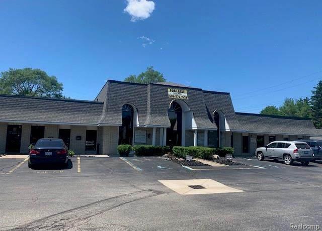 48645 Van Dyke Avenue, Shelby, MI 48317 (MLS #R2210031407) :: Berkshire Hathaway HomeServices Snyder & Company, Realtors®