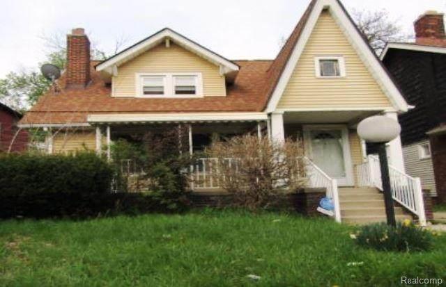 13601 Indiana Street, Detroit, MI 48238 (MLS #R2210031625) :: Berkshire Hathaway HomeServices Snyder & Company, Realtors®