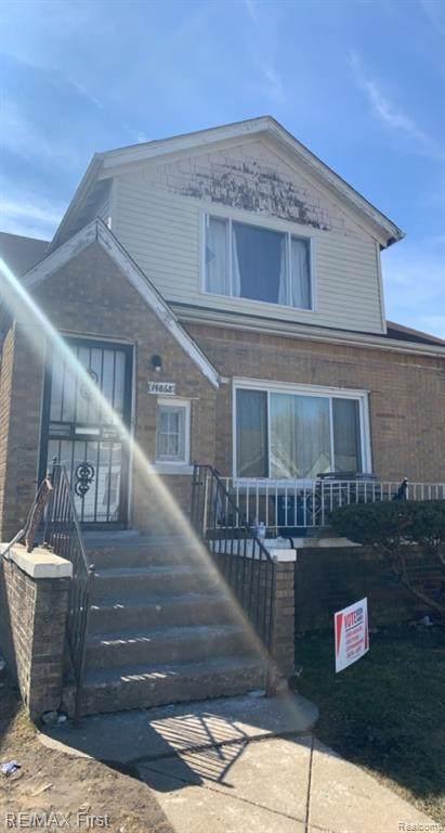 14868 Mayfield Street, Detroit, MI 48205 (MLS #R2210032286) :: Berkshire Hathaway HomeServices Snyder & Company, Realtors®