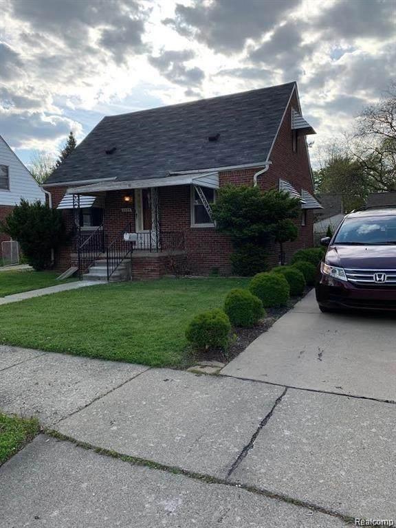 3324 Walnut Street, Dearborn, MI 48124 (MLS #R2210032798) :: Berkshire Hathaway HomeServices Snyder & Company, Realtors®