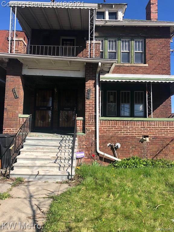 2628 Euclid, Detroit, MI 48206 (MLS #R2210035799) :: Berkshire Hathaway HomeServices Snyder & Company, Realtors®