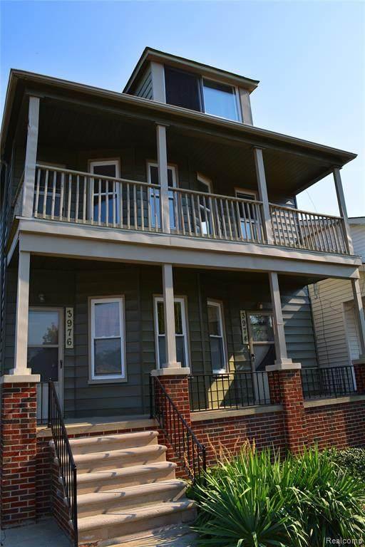 3974 Caniff Street, Hamtramck, MI 48212 (MLS #R2210036186) :: Berkshire Hathaway HomeServices Snyder & Company, Realtors®