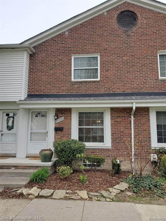 23022 Gary Lane, Saint Clair Shores, MI 48080 (MLS #R2210038578) :: Berkshire Hathaway HomeServices Snyder & Company, Realtors®