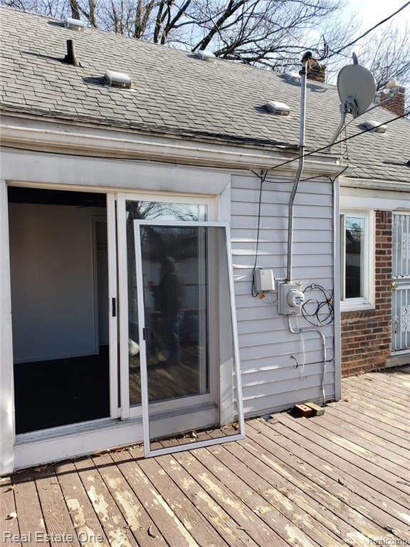 9969 Patton Street, Detroit, MI 48228 (MLS #R2210039355) :: Berkshire Hathaway HomeServices Snyder & Company, Realtors®