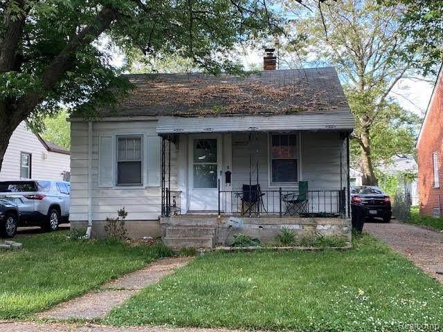 18957 Kingsville Street, Harper Woods, MI 48225 (MLS #R2210043855) :: Berkshire Hathaway HomeServices Snyder & Company, Realtors®