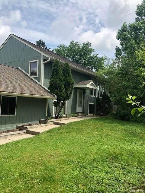 533 Burwood Avenue, Ann Arbor, MI 48103 (MLS #R2210047779) :: Berkshire Hathaway HomeServices Snyder & Company, Realtors®