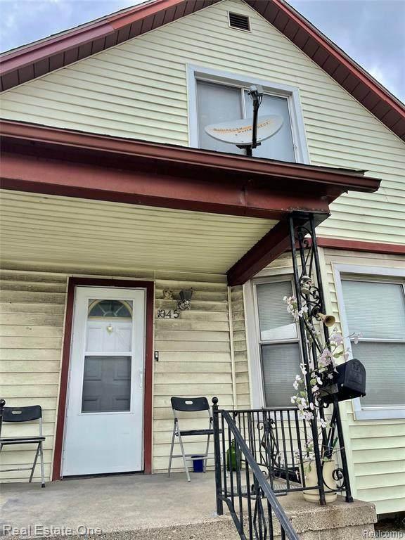 345 E Otis Avenue, Hazel Park, MI 48030 (MLS #R2210053758) :: Berkshire Hathaway HomeServices Snyder & Company, Realtors®