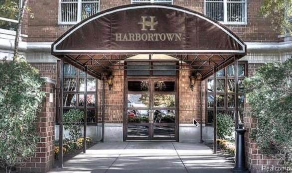 250 E Harbortown Dr # 44/506, Detroit, MI 48207 (MLS #R2210054233) :: Berkshire Hathaway HomeServices Snyder & Company, Realtors®