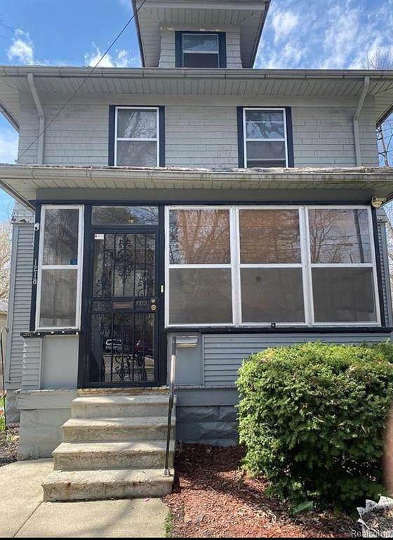 1218 Williams Street, Jackson, MI 49203 (MLS #R2210057089) :: Berkshire Hathaway HomeServices Snyder & Company, Realtors®