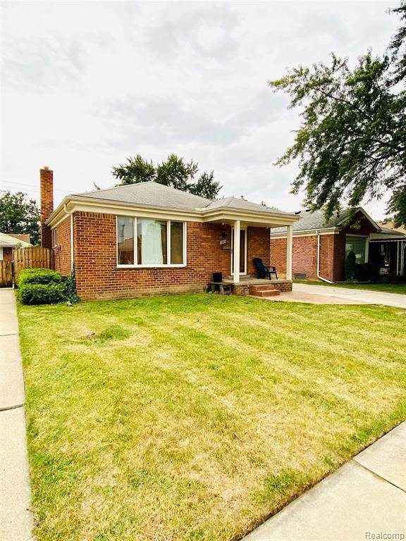 1529 London Avenue, Lincoln Park, MI 48146 (MLS #R2210059392) :: Berkshire Hathaway HomeServices Snyder & Company, Realtors®