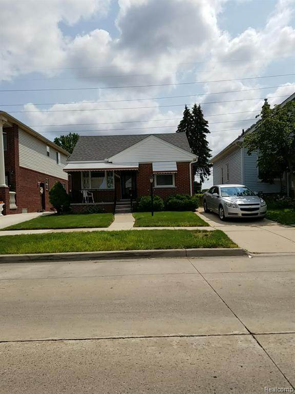 4860 Curtis Street, Dearborn, MI 48126 (MLS #R2210058551) :: Berkshire Hathaway HomeServices Snyder & Company, Realtors®
