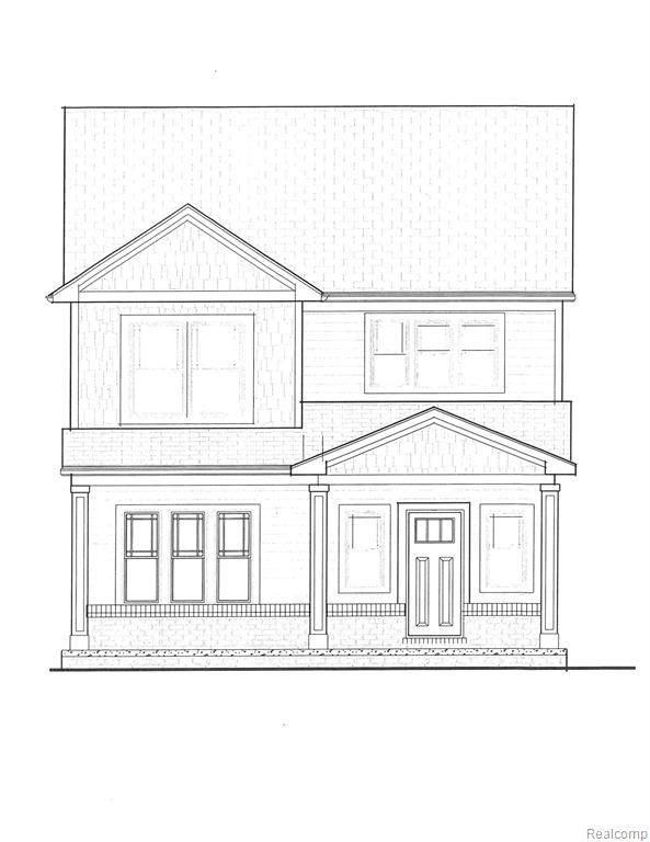 2396 Beverly (Lot A) Boulevard, Berkley, MI 48072 (MLS #R2210060473) :: Berkshire Hathaway HomeServices Snyder & Company, Realtors®