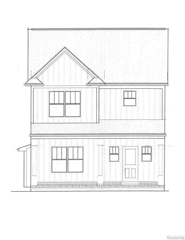 2396 Beverly (Lot B) Boulevard, Berkley, MI 48072 (MLS #R2210060497) :: Berkshire Hathaway HomeServices Snyder & Company, Realtors®