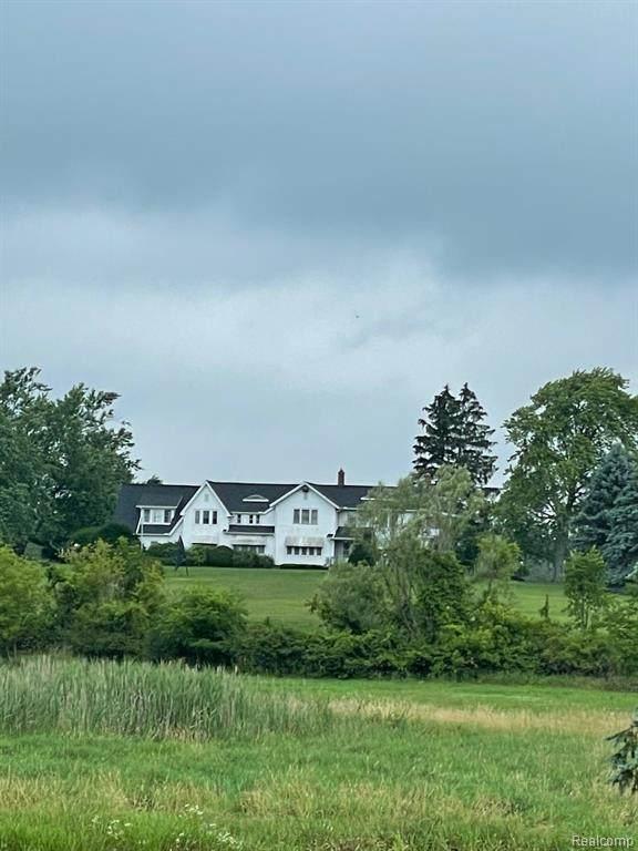 11040 E Austin Road, Manchester, MI 48158 (MLS #R2210060507) :: Berkshire Hathaway HomeServices Snyder & Company, Realtors®