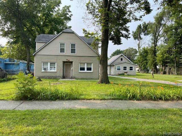 3610 Wasmund Avenue, Warren, MI 48091 (MLS #R2210060440) :: Berkshire Hathaway HomeServices Snyder & Company, Realtors®