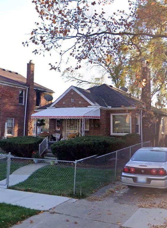 10343 Britain Street, Detroit, MI 48224 (MLS #R2210061560) :: Berkshire Hathaway HomeServices Snyder & Company, Realtors®