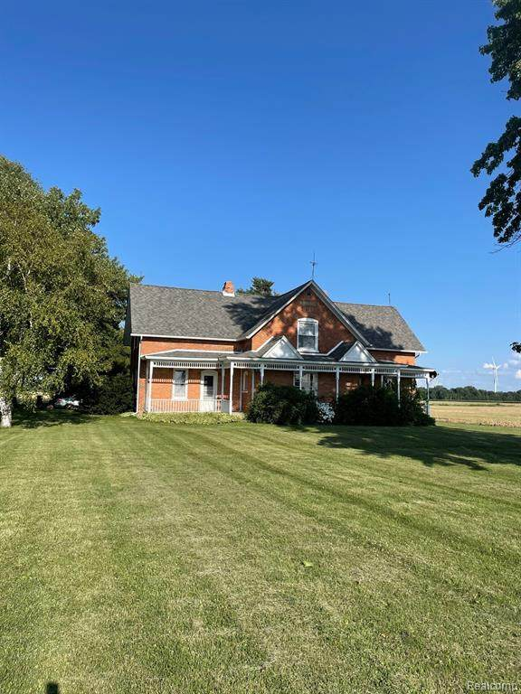 3624 Caseville Road, Pigeon, MI 48755 (MLS #R2210062794) :: Berkshire Hathaway HomeServices Snyder & Company, Realtors®