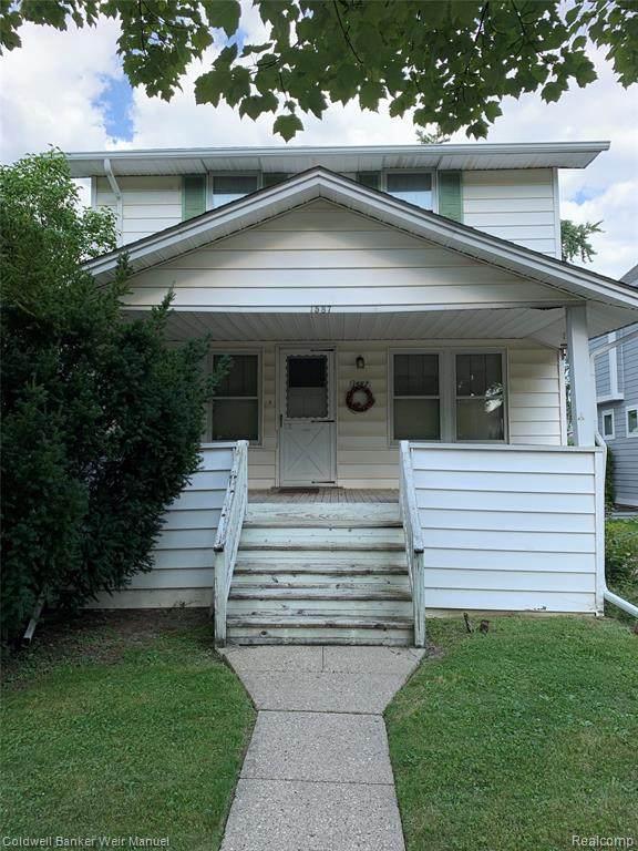 1587 S Bates Street, Birmingham, MI 48009 (MLS #R2210062948) :: Berkshire Hathaway HomeServices Snyder & Company, Realtors®
