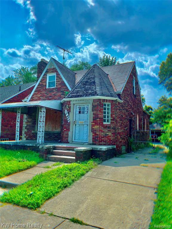 18933 Barlow Street, Detroit, MI 48205 (MLS #R2210064369) :: Berkshire Hathaway HomeServices Snyder & Company, Realtors®